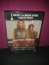 MONSTER 2004 PATTY JENKINS THERON RICCI SERIAL KILLER DVD PAL ESPAÑA ENGLISH