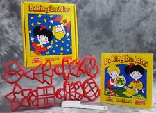 COLLECTIBLE BAKING BUDDIES BAKING KIT BY SUNMAID RAISINS & DIAMOND WALNUTS 1994
