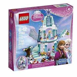 LEGO Disney 41062 Elsa's Sparking Ice Castle BRAND NEW/SEALED BOX/Retired