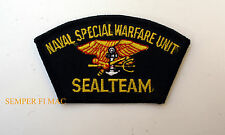 SEAL TEAM HAT PATCH US NAVY OSS UDT CIA EAGLE 1 2 3 4 5 6 7 8 10 PIN UP GIFT WOW