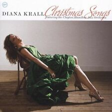 Christmas Songs - Krall, Diana NEW UNSEALED (CD 2005)