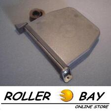 Rolladen Gurtwickler braun Mini mit 5m Gurt Rollladen Wickler Aufschraubwickler