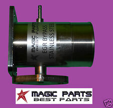 Bmw E34 E36 E39 325 525 725 Tds Egr Kit by-pass eliminación bloque borrado St-Acero