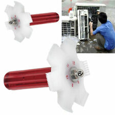 6 IN 1 Air Conditioner Radiator Condenser Fin Comb A/C Straightener Cleaner Tool