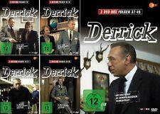 15 DVDs * DERRICK - BOX 1 - 5 (FOLGE 1-45) IM SET (MB) Horst Tappert # NEU OVP !