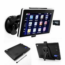 "5"" Car GPS Navigation + 8GB CA US EU AU Global Map Bluetooth AV-IN MP3 Mp4 FM"