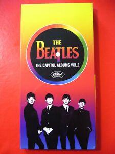 """CDS """"THE BEATLES / CAPITOL ALBUMS . VOL 1 """""""