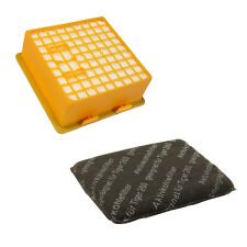 Mikrofilter HEPA Filter Set Kohle geeignet für Vorwerk Tiger VT 260