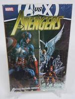 AvX Avengers Brian Michael Bendis Volume 4 Marvel HC Hard Cover New Sealed