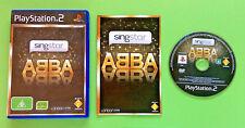 SingStar ABBA - Sony PlayStation 2