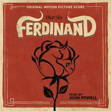 FERDINAND (2017) John Powell CD LA-LA LAND Score SOUNDTRACK Sealed MINT + NEW!