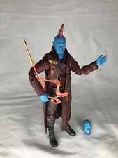 Marvel Legends - Guardians Of The Galaxy-  Yondu - Titus Wave - Both Heads!