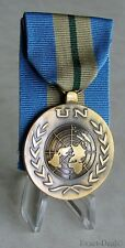 UN United Nations UNMEE - Mission in Ethiopia and Eritrea 2000- Full Size Medal