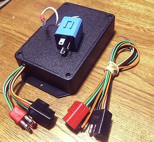 T24) 1964 Thunderbird Sequential Turn Signal Conversion kit - Incandescent