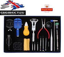 Reloj Pulsera nuevo 2017 Reino Unido Profesional 20 un. Kit de herramientas de reparación Juego De Removedor De Mano Pin