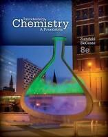 Introductory Chemistry: A Foundation by Donald J. DeCoste, Steven S. Zumdahl