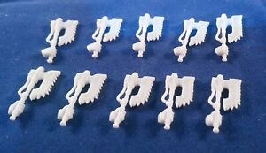Warhammer 30k/40k Conversion Bits - chain axes x 10 (5 left, 5 right)