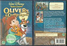 DVD - WALT DISNEY : OLIVER ET COMPAGNIE / NEUF EMBALLE - NEW & SEALED