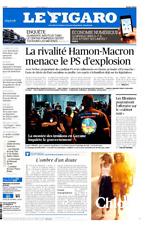 Le Figaro 28.3.2017 n°22591*CENTRE POMPIDOU 40 ans après**BUGATTI**Enfant/soldat