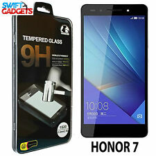 100% Genuine Tempered Glass 9H Screen Protector Cover For Huawei Honor 7