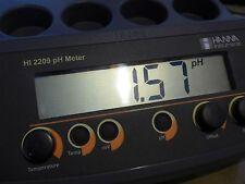 Hanna HI2209-01 Benchtop pH/mV Meter with electrodes
