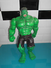 16.11.13.16 Grande figurine électronique sonore HULK movie 2002 34cm Marvel