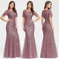 Ever-Pretty Elegant Long Evening Dresses Celebrity Cocktail Homecoming Prom Gown