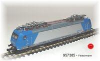 """Fleischmann 957385   E-Lok  HGK V BR 185  """"MRCE""""  neu in OVP"""
