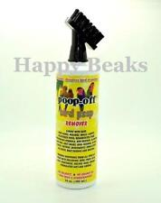 Bird Toy, Poop-Off Brush Top Bottle - Happy Beaks