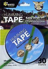 5 x Bird Pest Control Scare Repellent Deterrent Ultrasonic Audible Humming Tape
