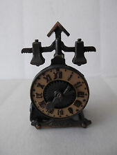 Miniature Metal Pencil Sharpener~Old Fashioned SCALE W/MOVING PARTS