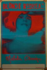Blonde Redhead Poster Melodie Citronique TG-219 Blond Red Head