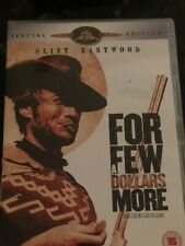 Clint Eastwood For A Few Dollars More Dvd Used
