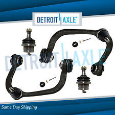 All (4) Upper Front Control Arms & Ball Joints + Both Lower Ball Joint for F150