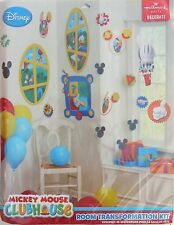 Party Room Decorating Kit DISNEY MICKEY MOUSE Transformation Birthday Supplies