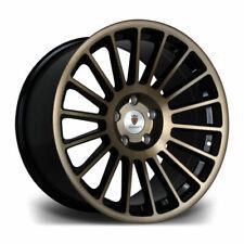 "18"" BRZE ST2 ALLOY WHEELS FITS VW T4 MERCEDES VITO M V CLASS VANEO VAN 5X112"