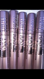 maybelline sky high mascara waterproof 01 Black