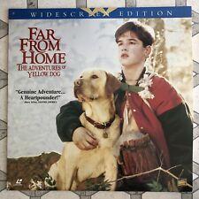 Far From Home - Laserdisc Widescreen