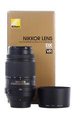 Nikon AF-S DX 55-300mm f/4.5-5.6G ED VR:
