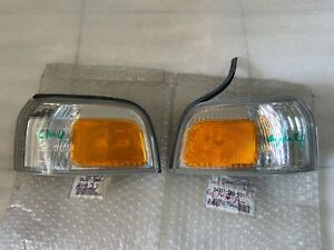 Honda Accord CB CB3 SM4 1990-1991 Corner Lights Turn Signal (NOS)
