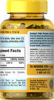 Puritan's Pride Vitamin D3 2000 IU 50mcg - 200 Softgels