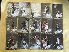 1996-97 Ultra Fleer Gold Medallion 29 Card Lot