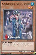 ♦Yu-Gi-Oh!♦ Magicien du Livre de Magie de la Prophétie : SR08-FR018 -VF/Commune-