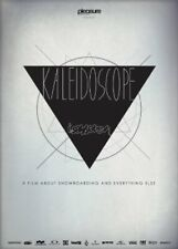 30 copies Kaleidoscope Snowboard DVD Isenseven Extreme Sports - New,Sealed