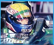 Mark Webber - Formula 1 - Jaguar Racing - SIGNED 8x10 -