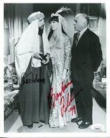 Barbara Feldon Don Adams Get Smart Sexy Rare Signed Autograph Photo JSA