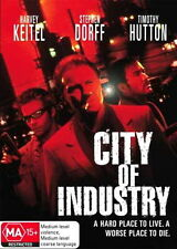 City Of Industry - Action / Thriller - NEW DVD