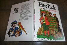 PITJE PUCK  # 9 -- als DETEKTIV // von Henri Arnoldus 1971