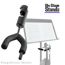 Onstage Violin Hanger /stand Mounts to Tripod Music Stand VS7200 BRAND