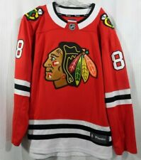 Authentic Chicago Blackhawks FANATICS Patrick Kane Home Jersey.  Size LARGE. New